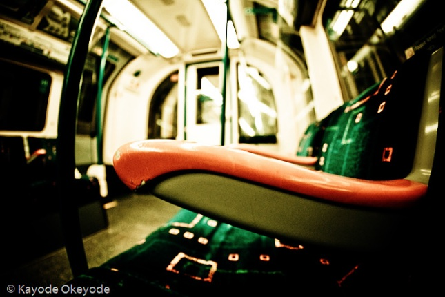 London Piccadilly Line