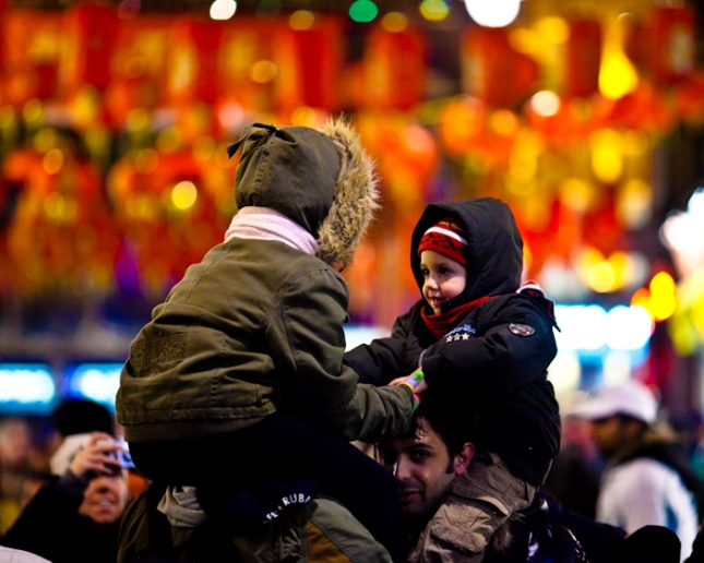 London Chinese New Year Celebrations (2)