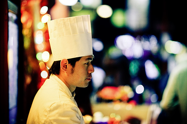 London Chinatown (Chef)
