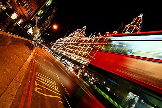 Day 289:  London Harrods