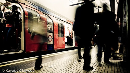 London Underground Tube Blues (2)