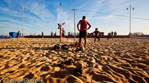 Brighton Beach Volley Ball