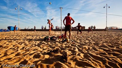Brighton Beach Volley Ball