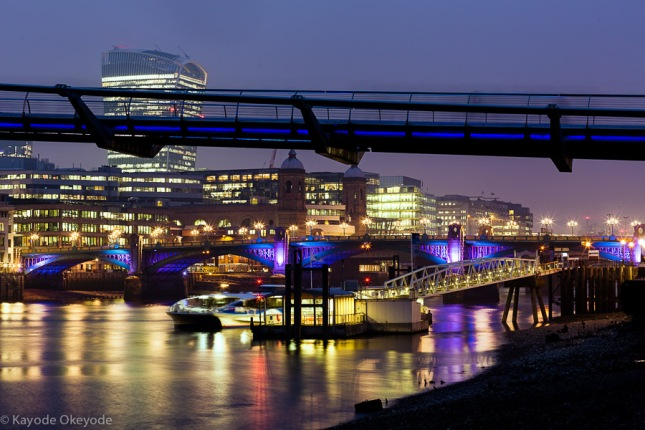 City of London From Bankside